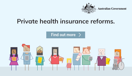 Private health insurance reforms